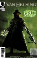 Van Helsing: From Beneath the Rue Morgue - One-Shot Comic